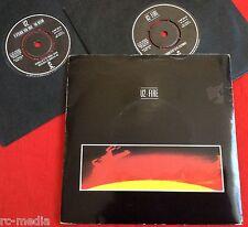 "U2 - Fire - Original UK 7"" Double pack / Island UWIP 6679 / Vinyl Record"