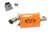 EVOLUTION POWERSPORTS Polaris RZR XP TURBO ECU Flash/ORANGE EVO Magnum Stage 4