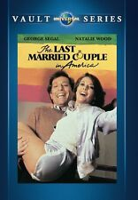 The Last Married Couple in America 1980 (DVD) George Segal, Natalie Wood - New!