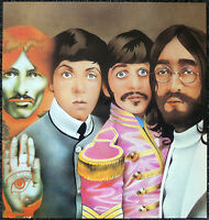 THE BEATLES POSTER PAGE . JOHN LENNON PAUL MCCARTNEY GEORGE HARRISON RINGO . R5