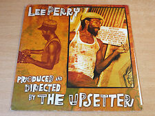 Lee Scratch Perry/Produced And Directed by The Upsetter/1998 Double LP Set
