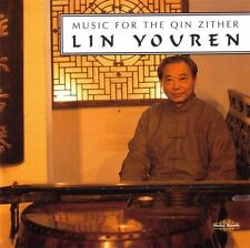 Lin Youren - Music for the Qin Zither [New CD]
