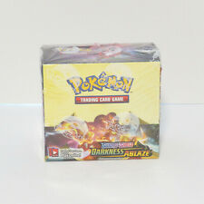 Pokemon Sword and Shield Darkness Ablaze Sealed Booster Box 36 Packs Defect Read