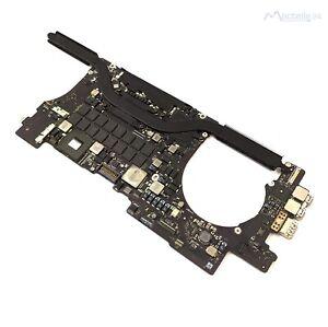 """820-3332-A Main Logic Board 2,6 i7 16GB 15,4"""" MacBook Pro A1398 Retina 2012 2013"""