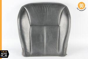 00-03 Mercedes W210 E320 E430 Front Left Driver Lower Seat Cushion Black OEM