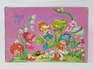 "Vintage 1983 Herself the Elf 60 pc. 16 x 11"" Jigsaw Puzzle 4393-2 Milton Bradley"
