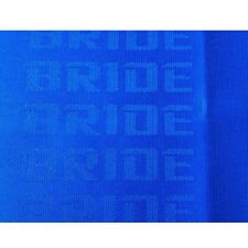 JDM BRIDE Seat Blue Color Fabric Interior fabric 3M x1.55M Front Rear seat Cover