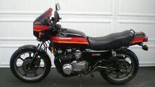 1984 Kawasaki Kz700 A-1