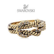 anello originale swarovski ring 55 romeo&Juliet authentique originali gioielli