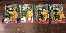 Playmates Toys Teenage Mutant Ninja Turtles Set of 4 Turtles Action Figures