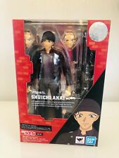 S.H.Figuarts Shuichi Akai Action Figure New Boxed No1 D