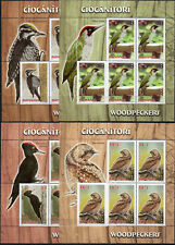ROMANIA 2016 Birds, Woodpecker, Vögel, Fauna, MNH