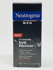(1) Neutrogena Men Hydrating Eye Reviver 0.5oz