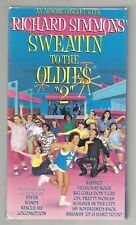 Richard Simmons - Sweatin to the Oldies 2 (VHS, 1993)