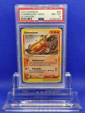 Charmeleon Secret Rare | Holo | PSA 8 NM-MT | 2003 EX Dragon #99 | Pokemon