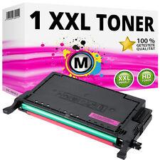 1x XL TONER für Samsung CLP620ND CLP670N CLP670ND CLX6220FX CLX6250FX Magenta