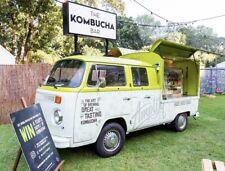 1979 VW Volkswagen Dual Cab KOMBI FOOD VAN Ute over $90K BARGAIN Coffee Cart