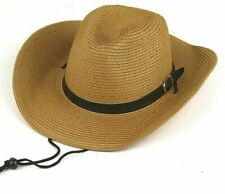 Mexican Cowboy Straw Hats Beach Summer Caps Sun Protection Western Style Fashion