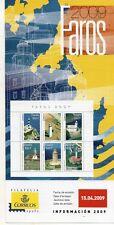 España Faros año 2009 (DR-477)