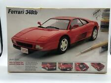 Testors Italeri Ferrari 348tb 1:24 Scale Factory Sealed Box # 237 Read
