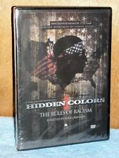 Hidden Colors 3 The Rules of Racism (DVD, 2014) NEW civil rights documentary