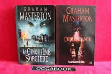 La Cinquième sorcière + Descendance - Graham Masterton - Livre grand format