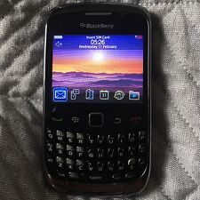 Faulty Blackberry Curve 9300 - Black 3G wifi
