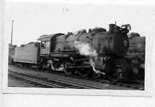 8K700I RP 1956 PENNSYLVANNIA RAILROAD 4-4-2 LOCO #1600 CAMDEN NJ