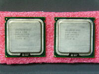 Matching Pair Intel Xeon X5365 SLAED 3.0GHz Quad Core Socket 771 CPU Processor