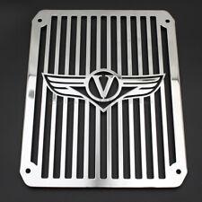 Radiator Cover Bezel Grille Guard For Kawasaki VULCAN VN400 VN800 VN 400 Chrome
