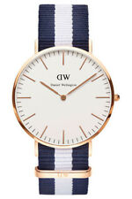 Daniel Wellington Glasgow 40mm Men's Watch Gold 0104DW