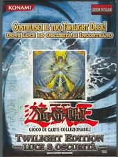 YU-GI-OH TCG Luce e Oscurità Twilight Edition ITA EDITION SEALED NEW