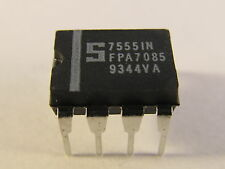 20 Stück - ICM7555IN DIP8 Signetics General Purpose CMOS Timer- 20pcs