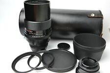 Carl Zeiss Jena MC Sonnar 4/300 lens Leica R / Pentacon Six Mount S/N 10899176