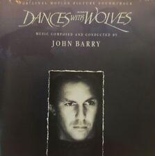 JOHN BARRY - DANCES WITH WOLVES SOUNDTRACK - 18 TRACKS - LIKE NEW - G543