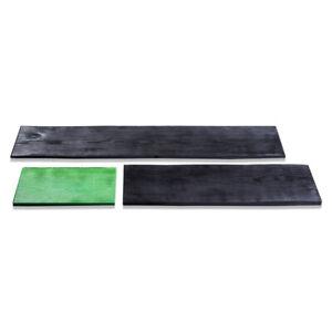 Boardwalk Woodplank Concrete Imprint Mats - 40.5cm/81.5cm/122.5cm x 30cm