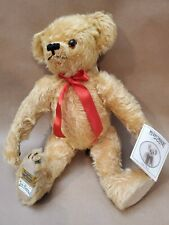 New ListingLm Vintage Artist Bear Merrythought Tide Rider Little Bear Jointed Mohair Teddy