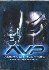 Inkworks Alien Versus Predator Complete 90 Card Base Set