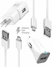Motorola Droid Turbo 2 Charger Fast Micro USB 2.0 Cable Kit by Boxgear - {Fas...