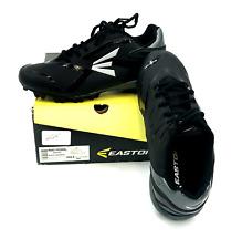 Easton Mako Visceral Baseball Shoes M33703 Black/Graphite US 6.5 - Mens #1563