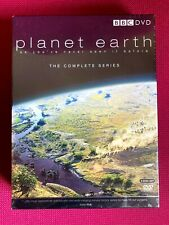 Planet Earth (DVD, 2006) Box Set The Complete Series 5 Disc New BBC