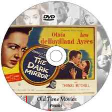 The Dark Mirror  - Olivia de Havilland, Lew Ayres  Film on DVD 1946