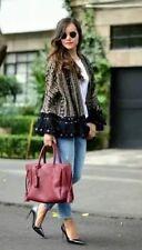 "Zara "" Sold Out "" Sequin Beaded Kimono Jacket Size M BNWT"