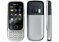 SIMPLE NOKIA 6303c CHEAP MOBILE PHONE - UNLOCKED WITH A CHARGAR AND WARRANTY