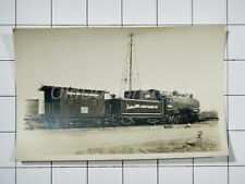 IH & IR Railroad: Engine 7296 & Car 117118: 1955 Train Photo: #2