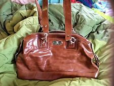 Authentic Celine Bag Brown Leather