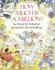 How Much Is a Million? 20th Anniversary Edition (Reading Rainbow Books) by David