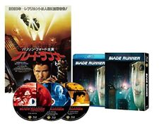 New Blade Runner Final Cut Limited Edition 3 Blu-ray Mini Poster Japan English
