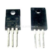 STP14NK50ZFP - ST P14NK50ZFP Transistor N-CHN MOSFET 500V 14A 35W