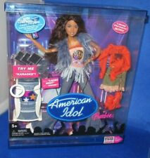 COLLECTOR BARBIE SIMONE AMERICAN IDOL KARAOKE DOLL AND EXTRA FASHION, NEW